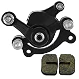 Rear Disc Brake Caliper Replaced Pad For Motovox MBX10 MBX11 Mini Dirt Bike MM-B80-BR 80CC 2.5HP Moto Classic Mini Bike 47cc 49cc Pocket Bike Stand Up Goped Scooter