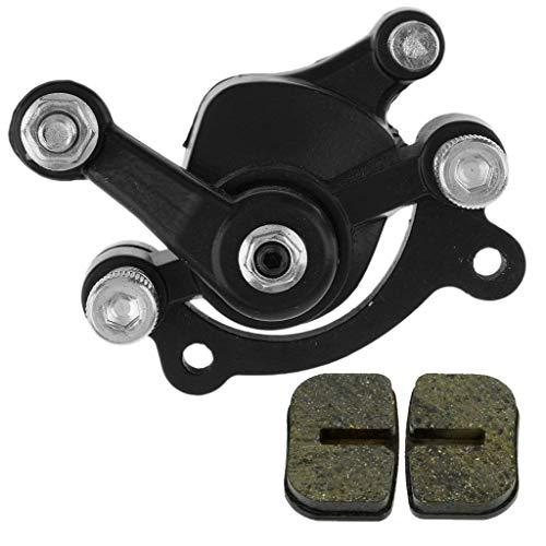 - Rear Disc Brake Caliper Replaced Pad For Motovox MBX10 MBX11 Mini Dirt Bike MM-B80-BR 80CC 2.5HP Moto Classic Mini Bike 47cc 49cc Pocket Bike Stand Up Goped Scooter