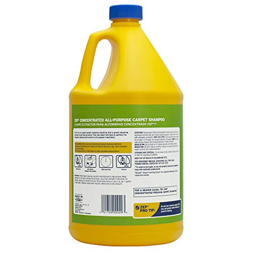 Buy rated carpet cleaner solution