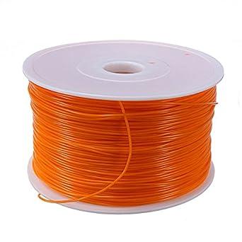 Anet - Filamento 3D para impresora PLA (1 kg, 1,75 mm, para Mendel ...