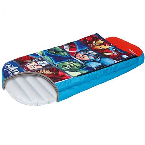 Marvel Avengers cama infantil hinchable Cuna de viaje saco ...