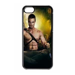 Green Arrow FG0005784 Phone Back Case Customized Art Print Design Hard Shell Protection Iphone 5C