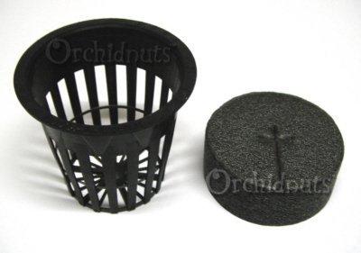Ez Clone Neoprene Collars (2 Inch Net Pot and EZ Clone Neoprene Collar Combo - 10 Pack)