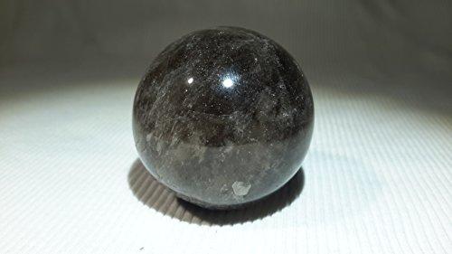 (StarStuff.Rocks Authentic Semi Precious Stone Polished Sphere Collection (Smokey Quartz))