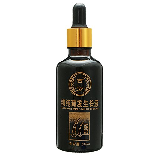 Health & Beauty - Hair Styling Tools - Shedding Proof Herbal Extract Liquid Hair Growth Anti Hair Loss Men Women Follicle Activating Repair from Isali Health & Beauty