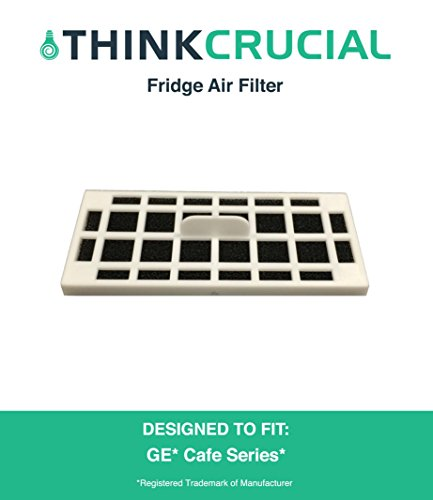 Price comparison product image Think Crucial GE Fridge Odor Air Filter For Cafe Series,  Fits CFE28TSHSS,  CYE22TSHSS,  CZS25TSESS & CNS23SSHSS