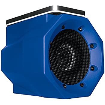 Allstar Innovations BoomTouch Wireless Touch Portable Speaker Boom Box (As Seen On TV!) Blue