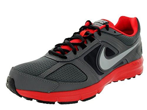 Nike Men's Air Relentless 3 Drk Gry/Mtllc Slvr/Chllng Rd/B Running Shoe 11 Men US