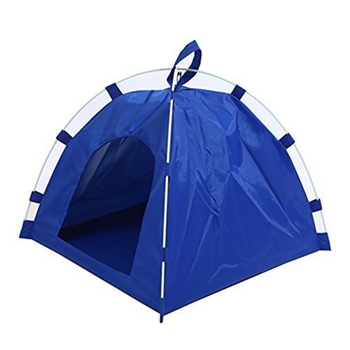 Dontdo Portable Pet Tent Outdoor, Washable Folding Pet Tent Camping Shelter Durable And Waterproof For Your Loved Pets