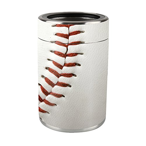 MightySkins Protective Vinyl Skin Decal for Ozark Trail 12 oz Can wrap cover sticker skins Baseball - Mlb 12 Ounce Tumbler