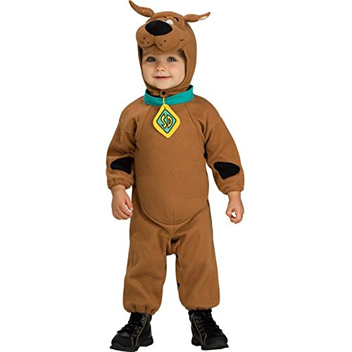 Scooby-Doo Costume - Newborn (Easy Couple Halloween Costume Ideas)