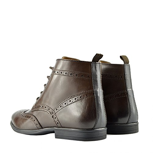 Pelle Qualit Di Kick In Footwear Desert Boots qYxvI0Y