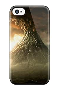 Holly M Denton Davis's Shop 4245727K45681252 High-quality Durable Protection Case For Iphone 4/4s(mount Doom)