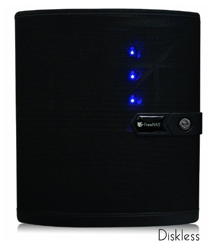 FreeNAS Mini - Network Attached Storage (Diskless) by IXSYSTEMS, INC