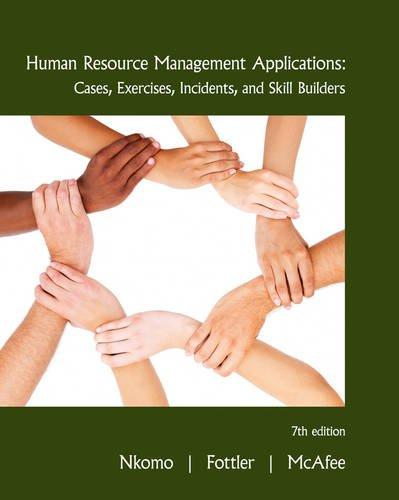 Human Resource Management Applications