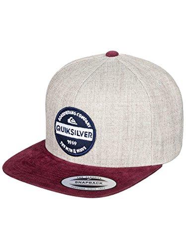 ajustable Cap Hombre Snapback Chowder Quiksilver Firm Gorra 7w1vTnSq