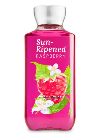 Bath & Body Works Sun Ripened Raspberry Shower Gel 10oz ()