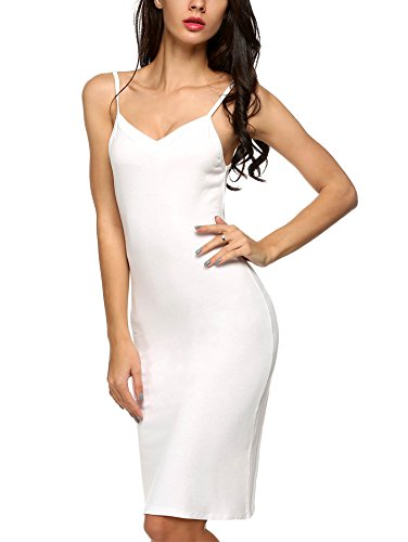 Donna notte Bianco Camicia Aimado da qwBY7St0wT
