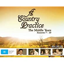 A Country Practice (The Middle Years - Seasons 7-10) - 88-DVD Box Set [ NON-USA FORMAT, PAL, Reg.0 Import - Australia ] by Shane Porteous
