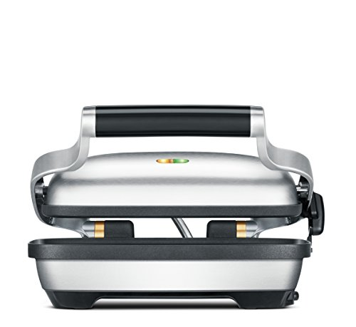 Breville BSG600BSS Panini Press, Silver for sale  Delivered anywhere in USA