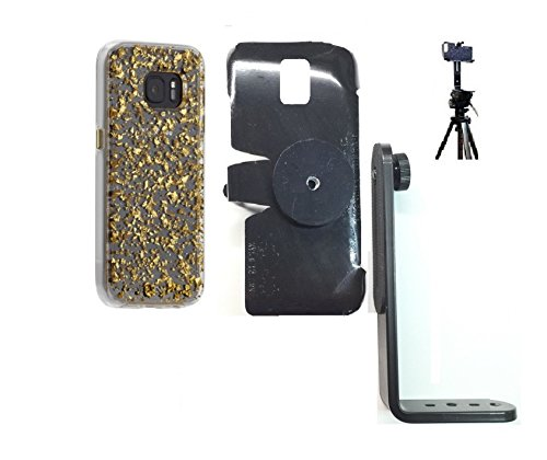 SlipGrip Tripod Mount For Samsung Galaxy S7 Using Case-Mate