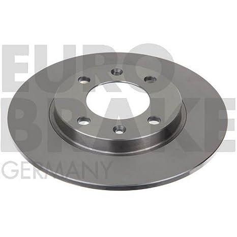 eurobrake 5815209947 Disco de freno rotores