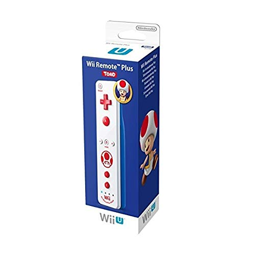 Nintendo Wii Remote Plus, Toad (Remote Control Bowser)