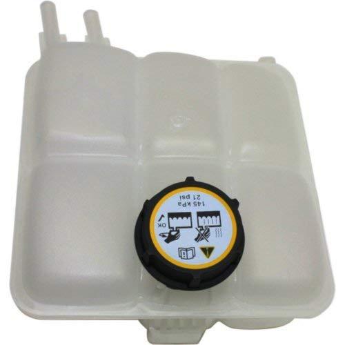 Garage-Pro Coolant Reservoir for VOLVO C30 2008-2013/S40 2004-2011/V50 2005-2010/C70 2006-2013 with Cap