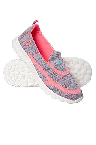 Zakti Kids Hermosa Space Dye Slip-Ons Spacey Coral