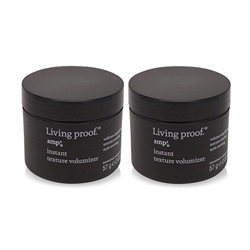 Living Proof Amp Texture Volumizer, 2 oz Each (Set of 2)