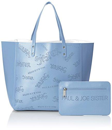 Tote amp; Borse Joe 7josua Sister Donna Paul Blu Bleu qaXHRxwHd