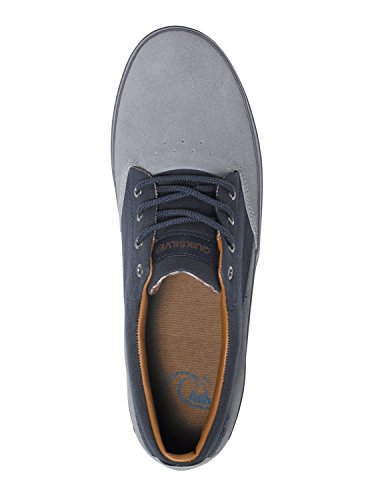 Beacon Top Blue Low White Xbbw Suede Blau Blue Shoes Herren up Lace Quiksilver 0F5nqza0