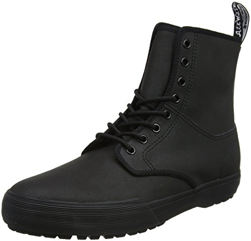 Winsted Eyelet Boots 8 Womens Martens Black Leather Dr wIxqC7SFEn