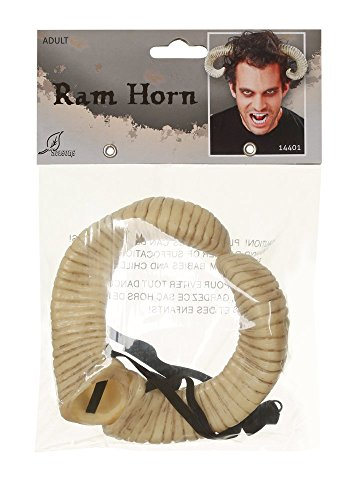 Ram Horns Costume Accessory - http://coolthings.us
