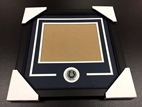 Amazon.com: Baltimore Indianapolis Colts Medallion Frame 8x10 Photo ...