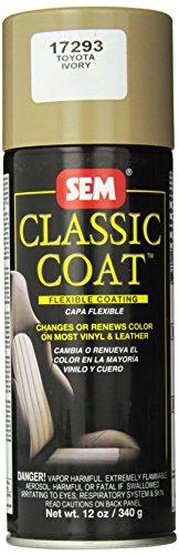 SEM 17293 Ivory Classic Coat - 12 oz. (Sem Coat Classic)