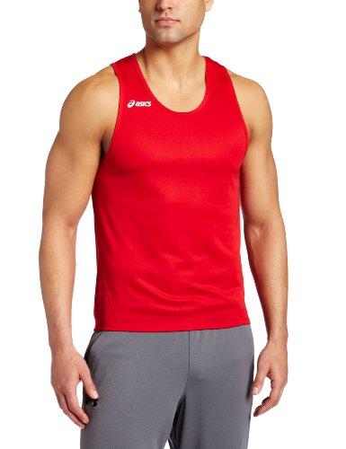 9643ac661f614 Amazon.com  ASICS Men s Propel Singlet  Clothing