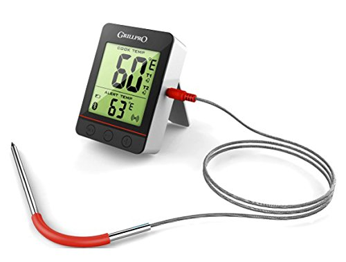 GrillPro 13975 Bluetooth Grill Thermometer by GrillPro