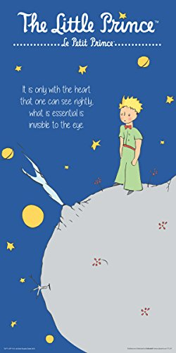 Children S Book Cover Posters : The little prince book cover quote antoine de saint
