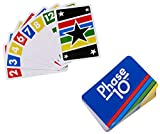 Phase 10 Card Game with 108 Cards, Makes a Great