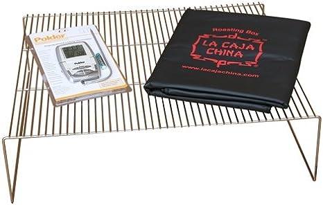 La caja china accesorios paquete Deal # 1: Amazon.es: Jardín