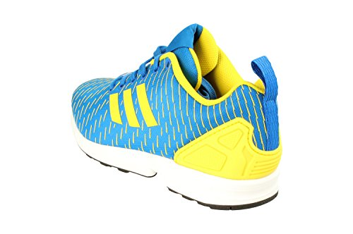 Zx hombre Zapatillas para Flux Royal Yellow Originals Blue adidas Aq4531 5wqHOfw