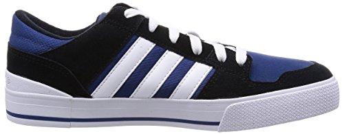 adidasHoops ST - pantufla Hombre Azul - Blau (Blue / Black / White)