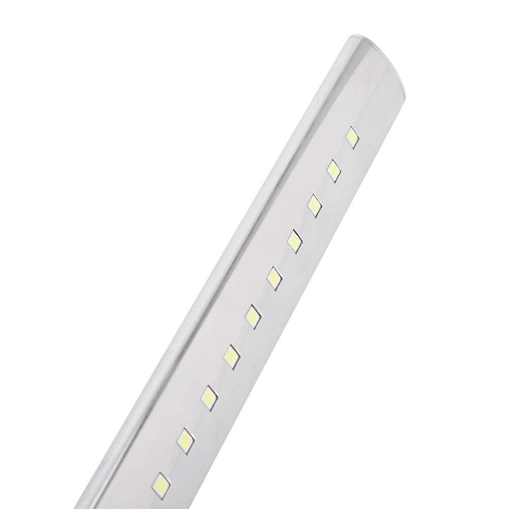 Garosa Make-up Lampe Edelstahl Kipphebel Verstellbarer Spiegel Schrank Licht Led Wandleuchte Badezimmer Badezimmerspiegel Scheinwerfer