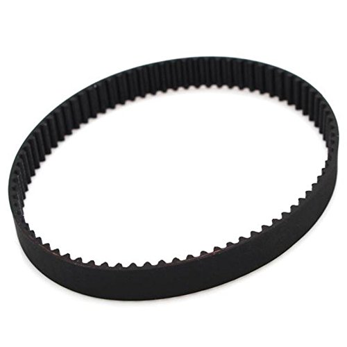 SODIAL Closed Loop 6mm Width GT2 Timing Belt For RepRap 3D printer Prusa Prusa CNC, GT2-6-400mm 135591A3