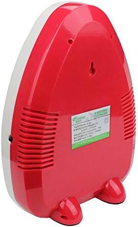 SISHUINIANHUA El ozono portátil generador de ozono purificador de ...