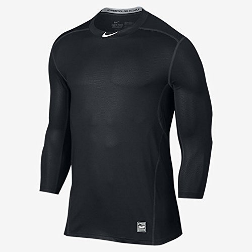 Nike Mens Dri-Fit Pro Hypercool 3/4 1.5 Baseball