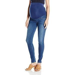 Women's Maternity External Band Skinny Jean