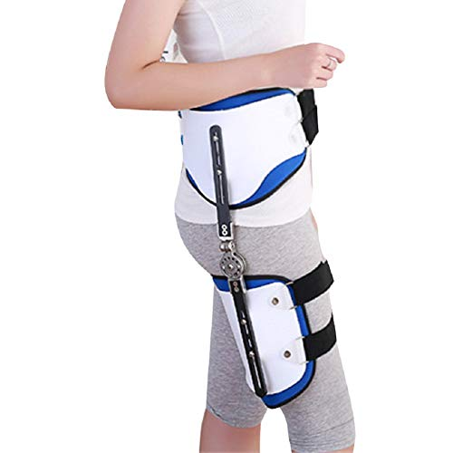 Denshine Hip Fixation Brace Orthosis Extension Stent Thigh Fractures Corrective Protective Gear Support by Denshine (Image #3)