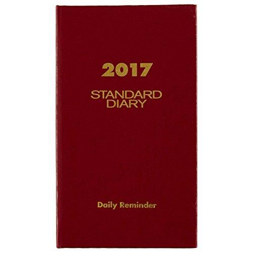 Hardbound Daily Reminder Book - 3